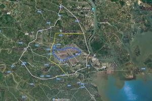 Quy hoạch đường vành đai tại Hải Phòng