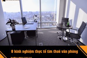 8 kinh nghiệm thực tế khi tìm thuê văn phòng tại Hải Phòng
