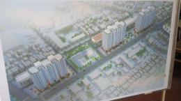 Hải Phòng: Đầu tư hơn 2400 tỷ xây lại khu chung cư Vạn Mỹ