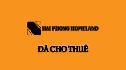Cho thuê căn hộ 2 phòng ngủ tại Hoàng Huy An Đồng, full nội thất cao cấp