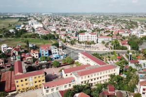 Hải Phòng sẽ đấu giá 22 lô đất tại huyện Tiên Lãng ngày 09/07/2021