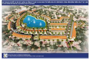 Quận Kiến An công bố quy hoạch dự án khu nhà ở Hồ điều hòa Tây Sơn