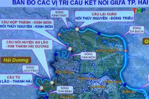 Hải phòng dự kiến xây dựng 100 cây cầu giai đoạn 2021 - 2025