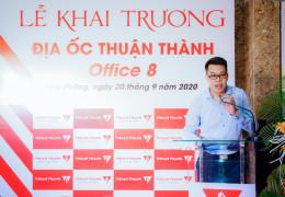 Khai trương Thuận Thành cơ sở 8