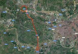 Mở rộng đường 351 từ ngã tư Long Thành đến cầu Kiến An