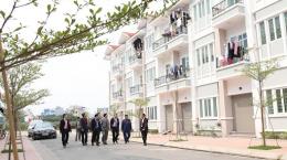 Cho thuê căn hộ chung cư Hoàng Huy Pruksa Town