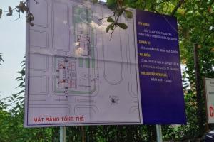 Quận Ngô Quyền: Tập trung GPMB dự án xây dựng trung tâm hành chính quận