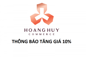 Dự án Hoàng Huy Commerce Hải Phòng: Thông báo tăng giá 10% từ ngày 25/05/2021