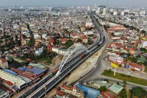 Hải Phòng đầu tư nút giao thông khách mức trên quốc lộ 5