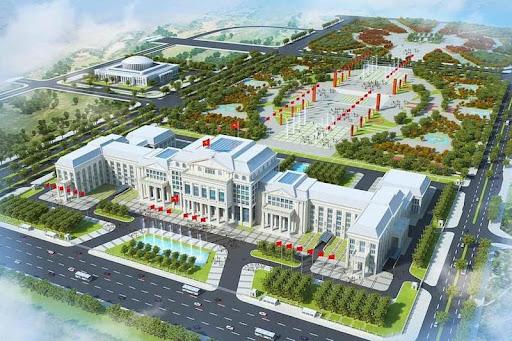 Hải Phòng đầu tư xây dựng trung tâm hành chính, chính trị tại KĐT Bắc Sông Cấm (1)